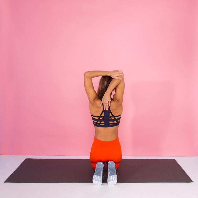 Bài tập Triceps Stretch