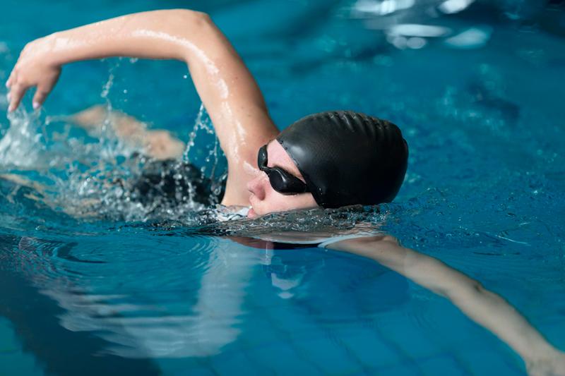 Kiểu bơi sải là kiểu bơi nhanh nhất