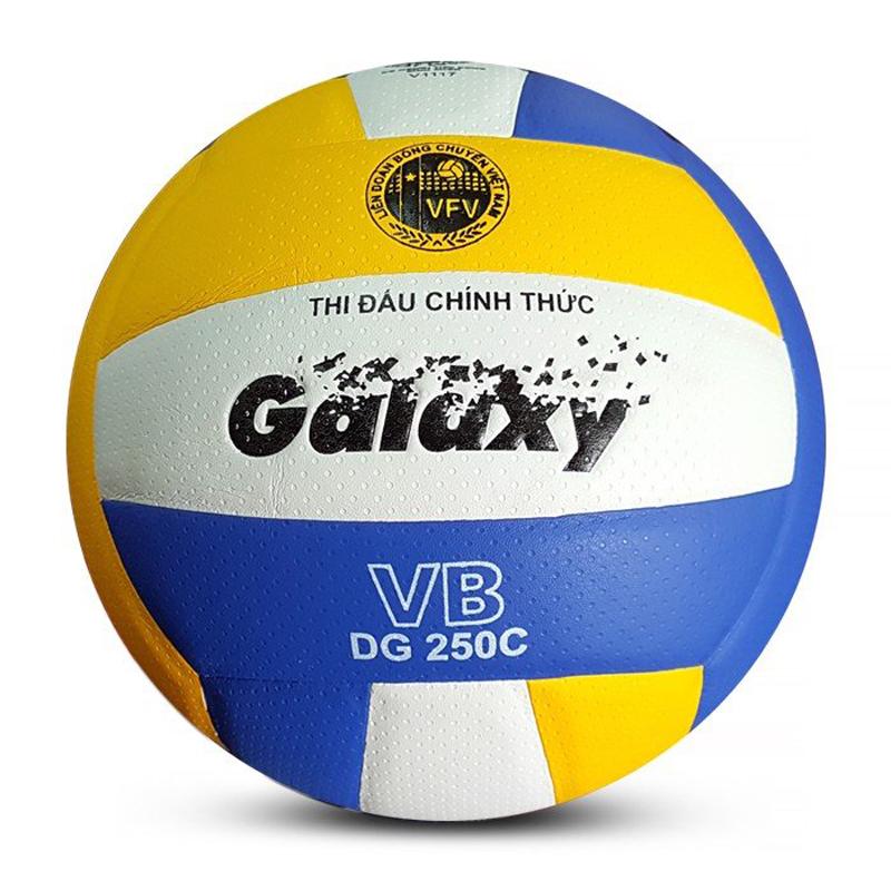 Bóng chuyền Galaxy DG 250C Chính Hãng đạt tiêu chuẩn VFV