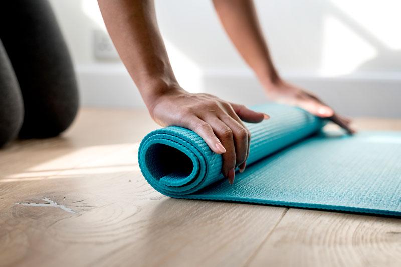 Chất lượng thảm tập Yoga