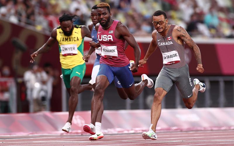 Chạy 100m là gì?