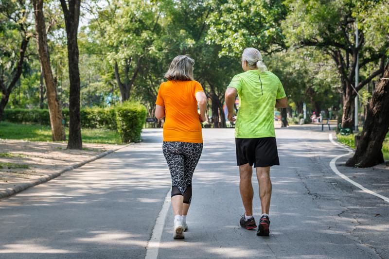 Chạy bộ buổi sáng giúp gia tăng tuổi thọ