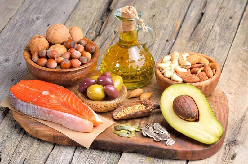 Bổ sung Fat - chất béo giúp tăng cân cho tạng người Ectomorph