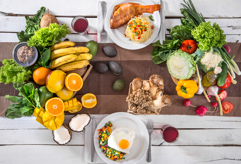 Xây dựng chế độ dinh dưỡng hợp lý tùy theo mục tiêu tập luyện