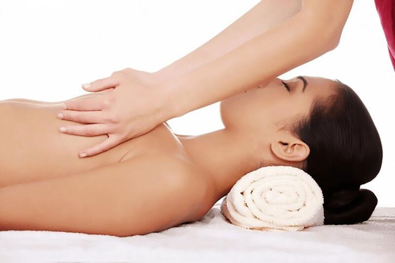 Chuẩn bị cơ thể trước khi massage Yoni