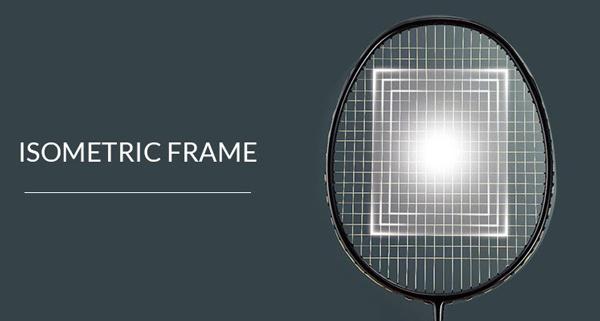 Công nghệ áp dụng trên vợt cầu lông Yonex AsTrox 39