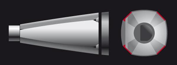 Công nghê áp dụng trên vợt cầu lông Yonex AsTrox 2