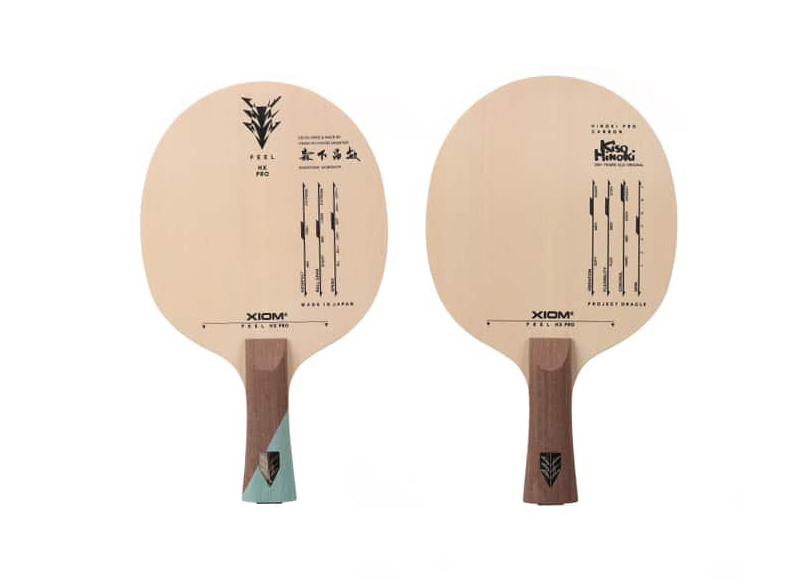 Cốt vợt bóng bàn Xiom Feel HX Pro