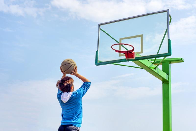 Giới thiệu dụng cụ bóng rổ