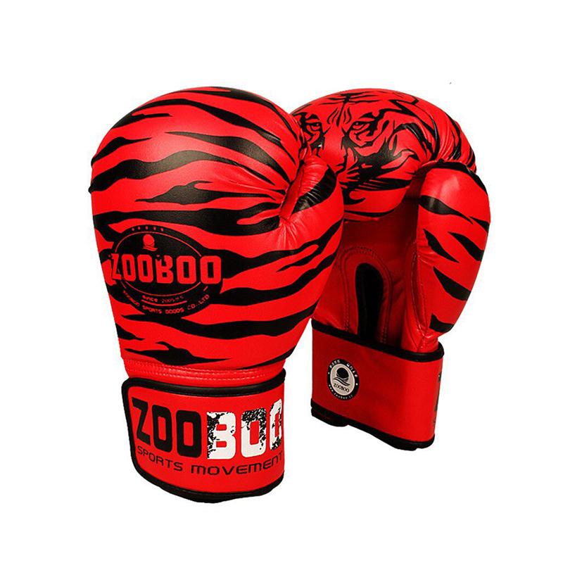 Găng Tay Boxing Zooboo Hổ Vằn Chính Hãng & Giá Rẻ Nhất
