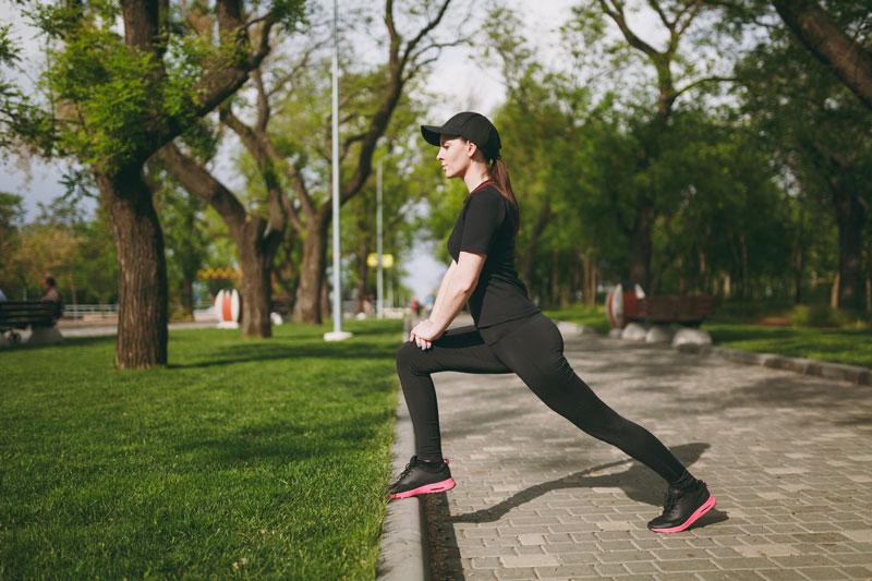 Khởi động kỹ trước khi chạy