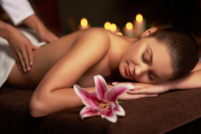 Không gian massage