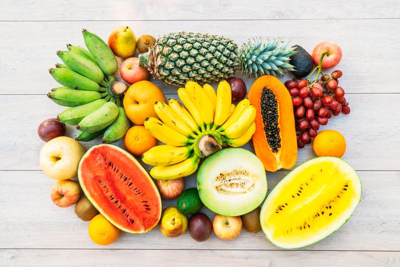 Không nên ăn trái cây ngay sau bữa ăn