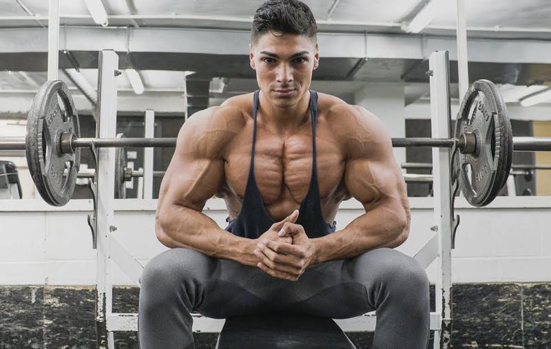 Lịch tập Gym trong vòng 1 tuần của Andrei Deiu
