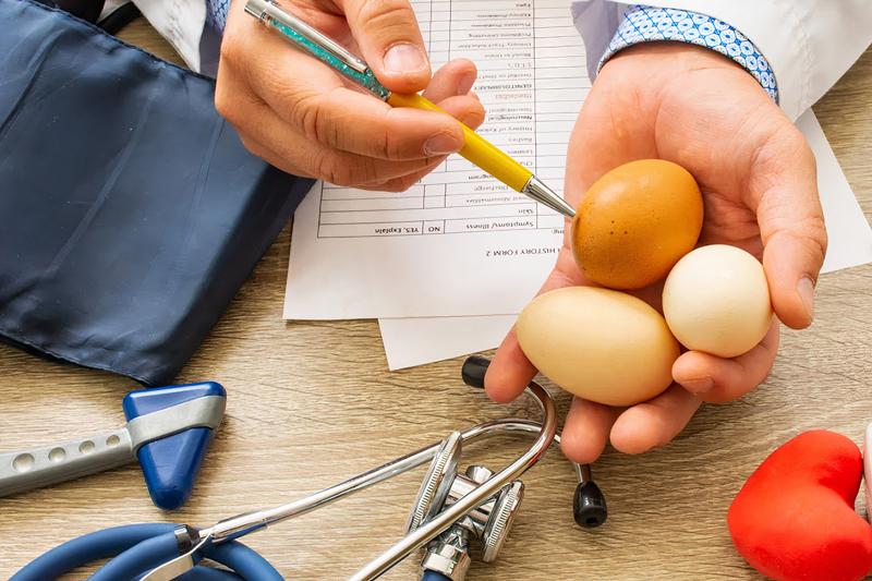 Trứng gà mang lại những lợi ích gì khi sử dụng trong khẩu phần ăn