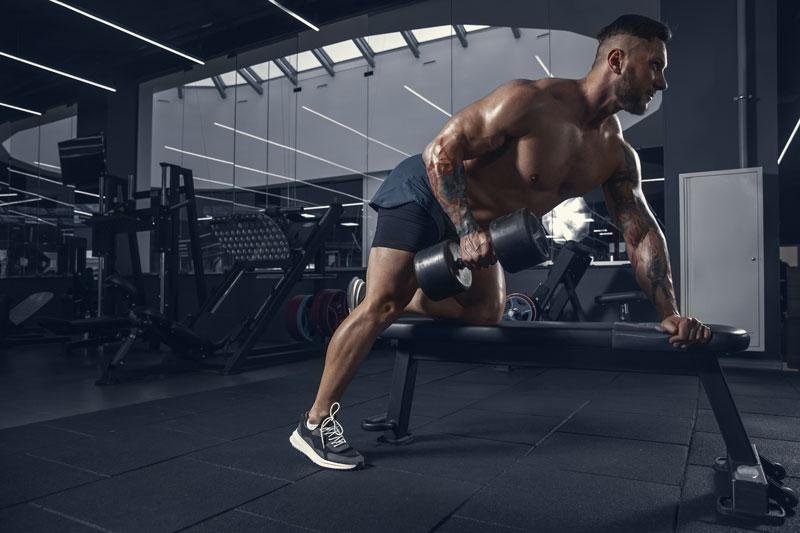 Lợi ích khi tập luyện Bodybuilding mang lại cho các vận động viên thể hình