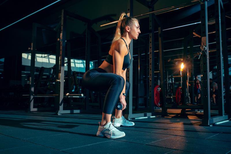 Lợi ích của tập Gym dành cho nữ