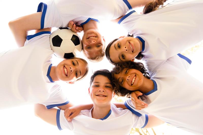 Lợi ích của việc chơi thể thao đối với trẻ em