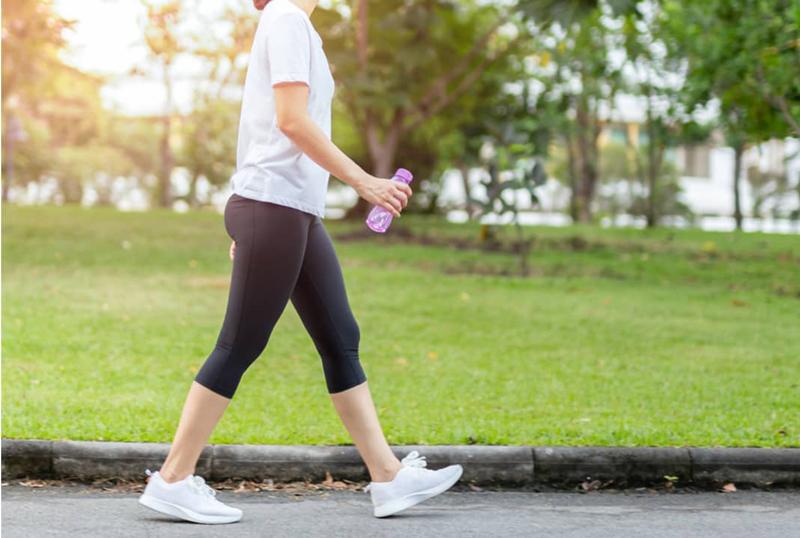 Một số lưu ý khi tập đi bộ giảm mỡ bụng hiệu quả, an toàn