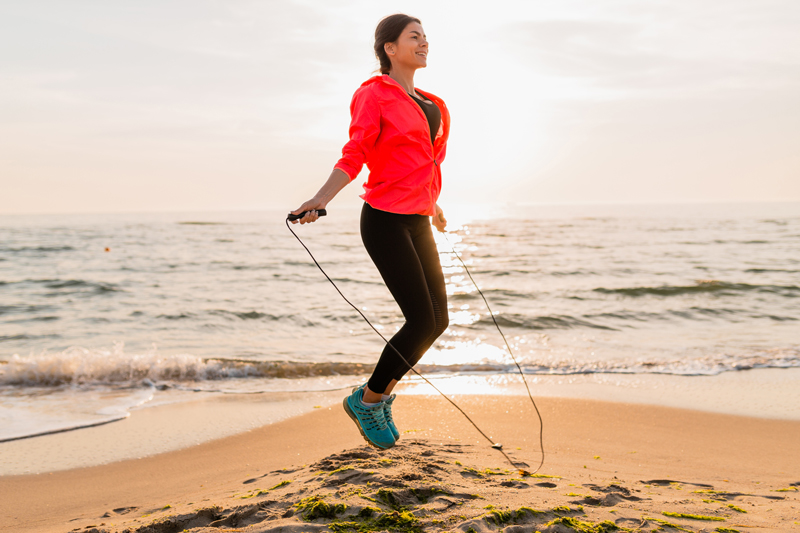 Một số lưu ý khi tập nhảy dây giảm cân đạt hiệu quả tốt nhất