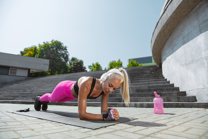 Một số lưu ý đối với người mới tập Plank