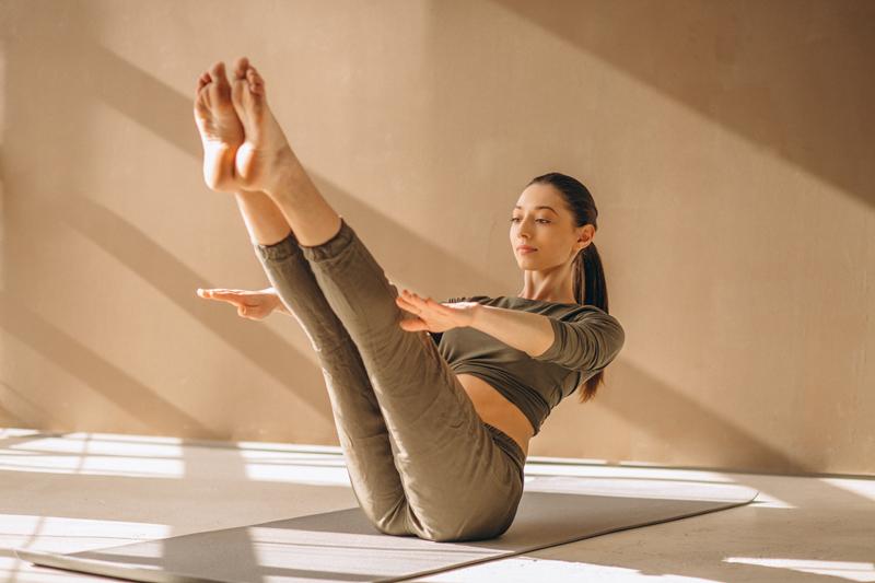 Lưu ý khi tập Yoga giảm mỡ bụng hiệu quả, an toàn dành cho người mới