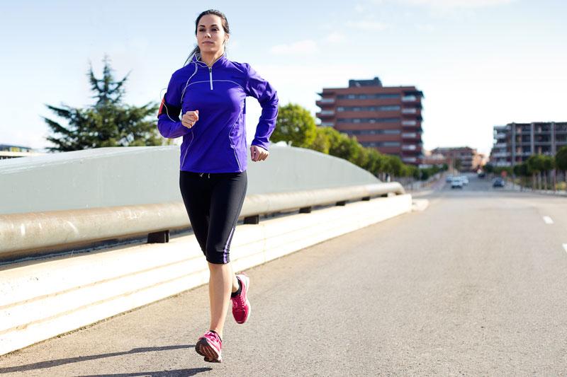 Người gầy có nên chạy bộ không?