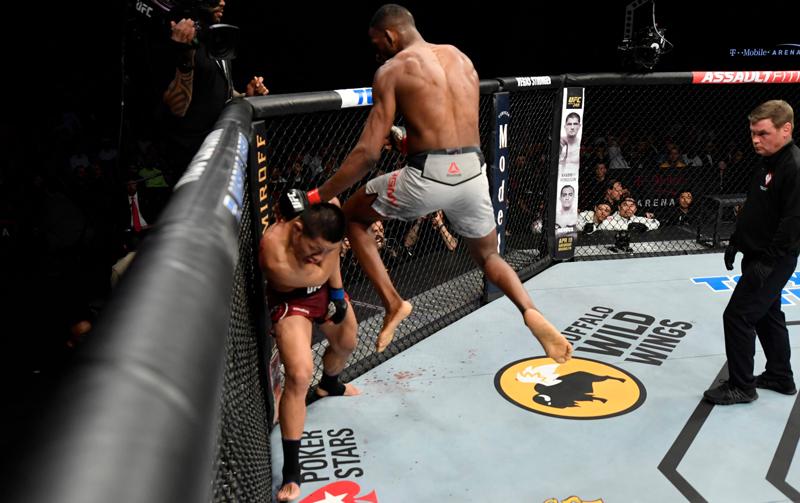 Các điều cấm trong thi đấu MMA