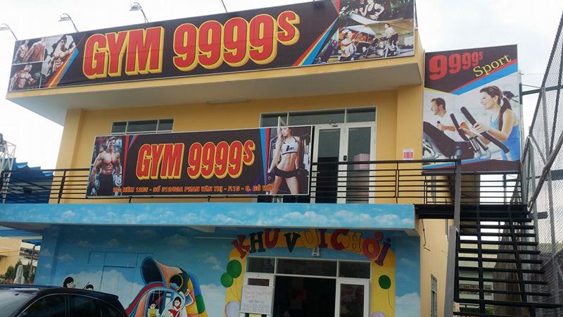 Phòng tập Gym9999s Club Gò Vấp