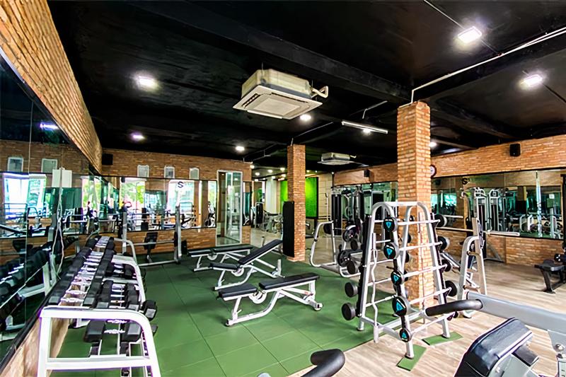 Phòng tập S'Life Gym Gò Vấp