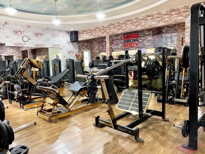 Phòng tập T&V Fitness Quận 1