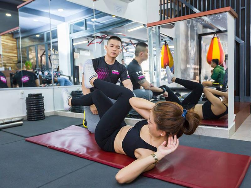 Phòng tập Gym Fitness Way Gò Vấp