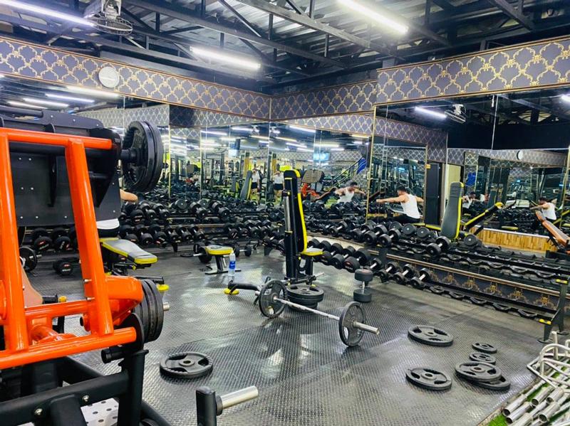 Phòng tập Gym Tài Nguyên Gò Vấp