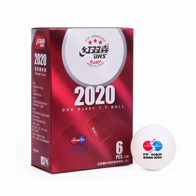 Quả bóng bàn DHS DJ40+ 2020