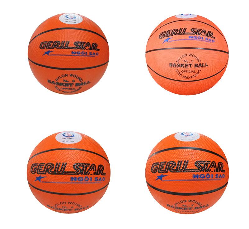 Quả bóng rổ Gerustar