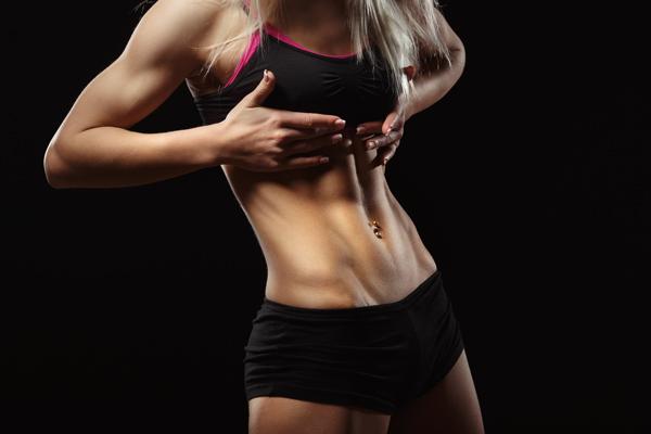 Siết cơ bụng là gì