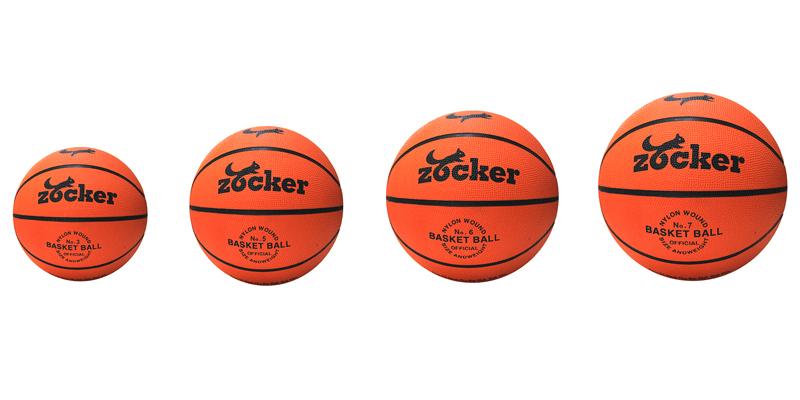 Size quả bóng rổ