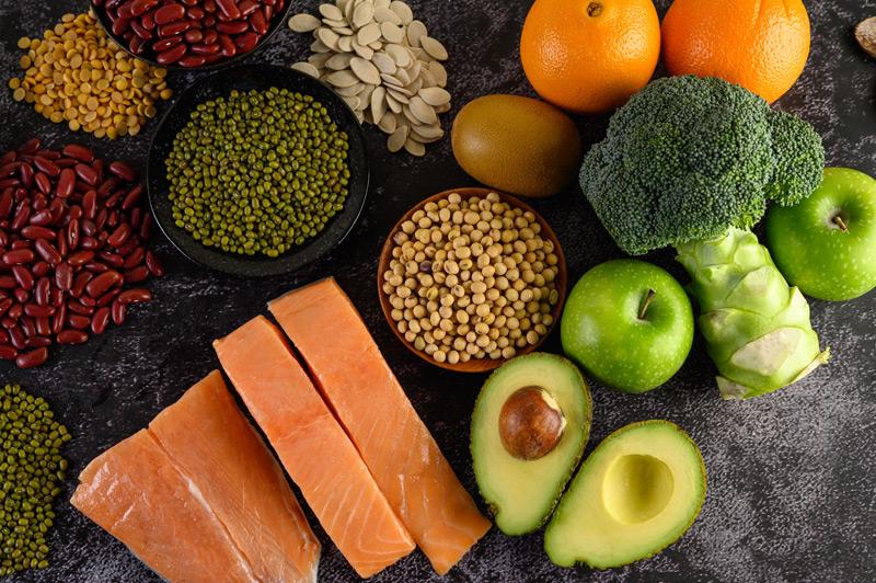 Ăn nhiều thực phẩm giàu Protein