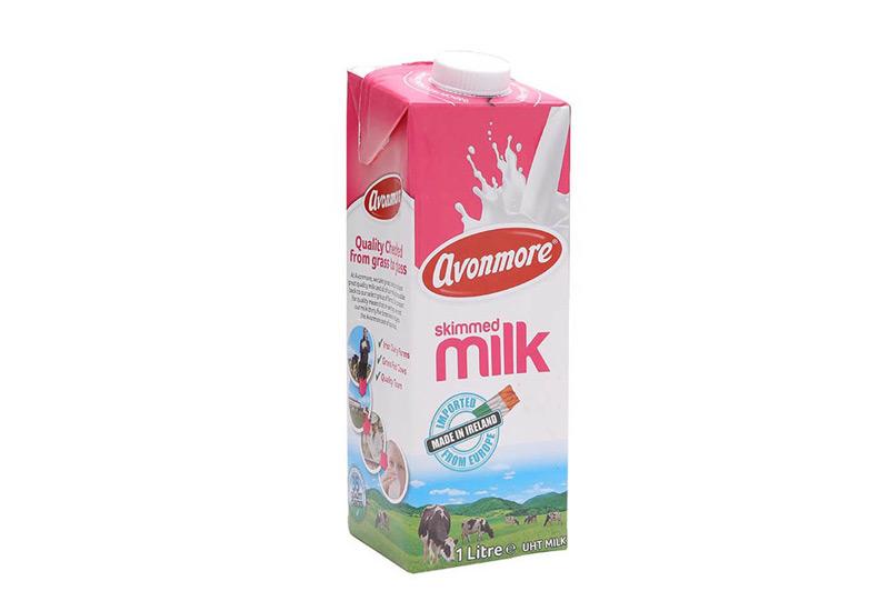 Sữa tươi tiệt trùng tách béo Avonmore