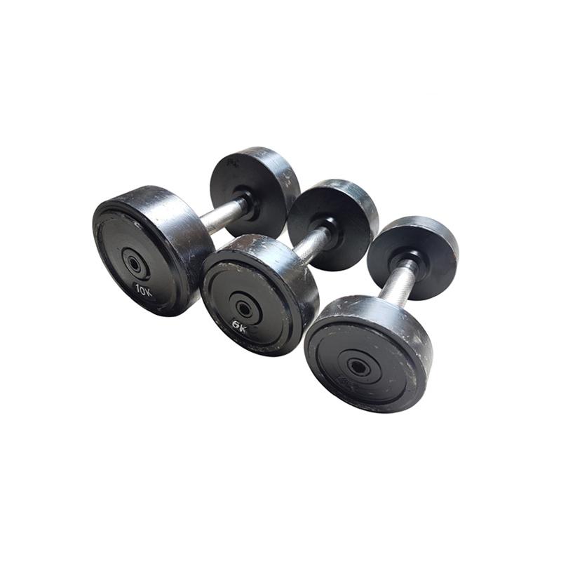 Tạ tay sắt GIÁ RẺ đầy đủ các mức tạ từ 2 Kg đến 30 Kg
