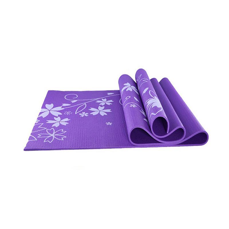 Thảm Tập Yoga 1009 Giá Rẻ Phù Hợp Dùng Tại Nhà, CLB Yoga
