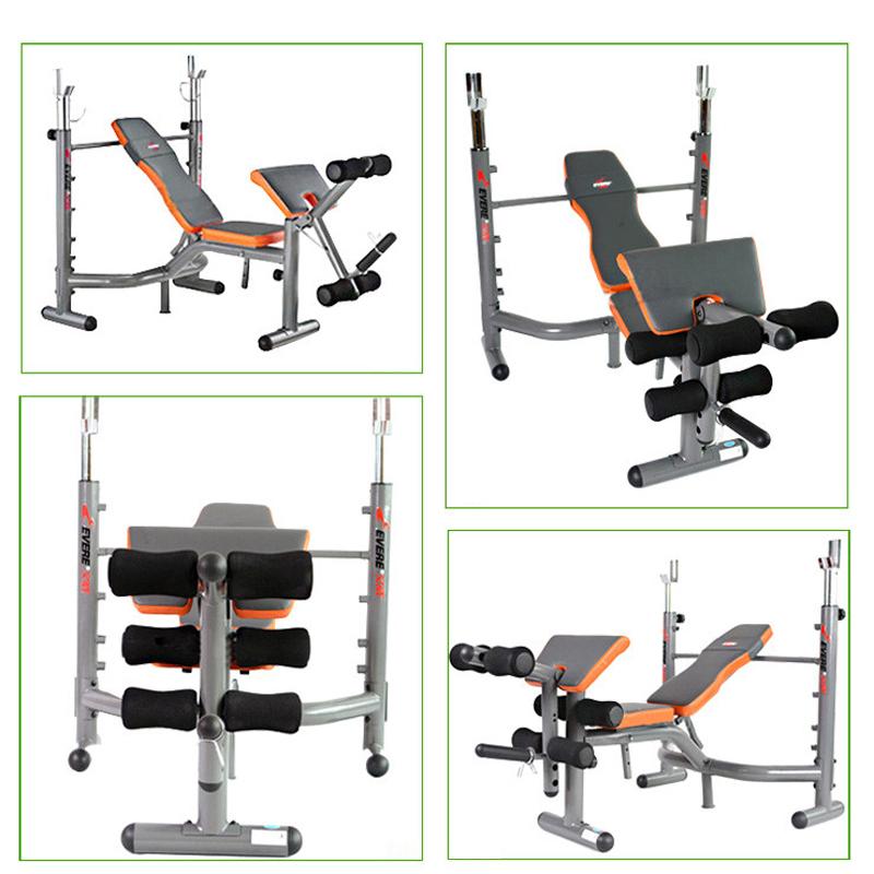 Thiết kế ghế tập tạ đa năng GM 4360