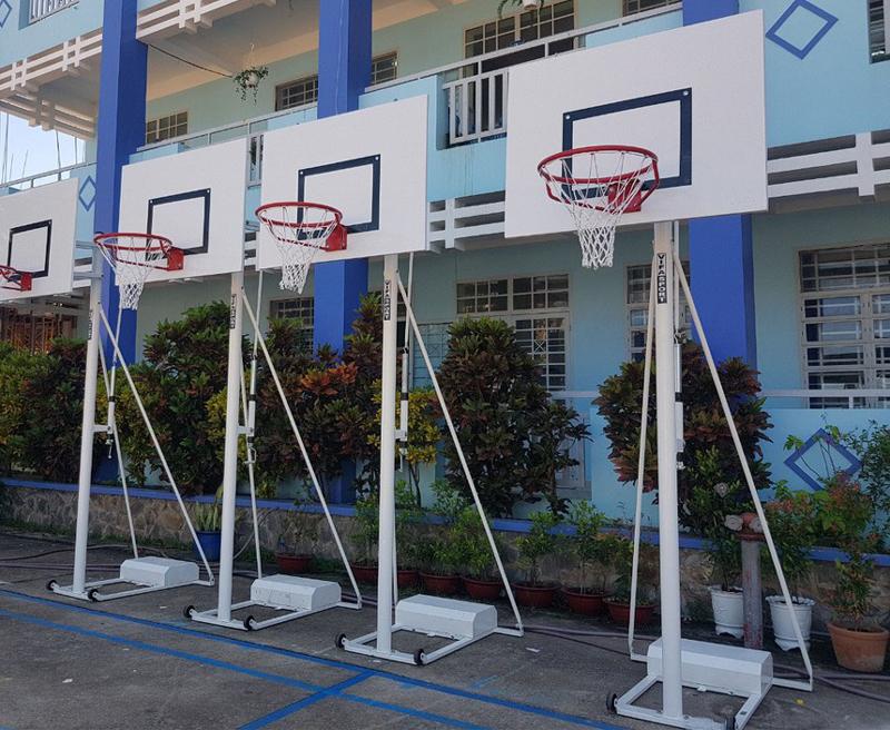Trụ bóng rổ 801827
