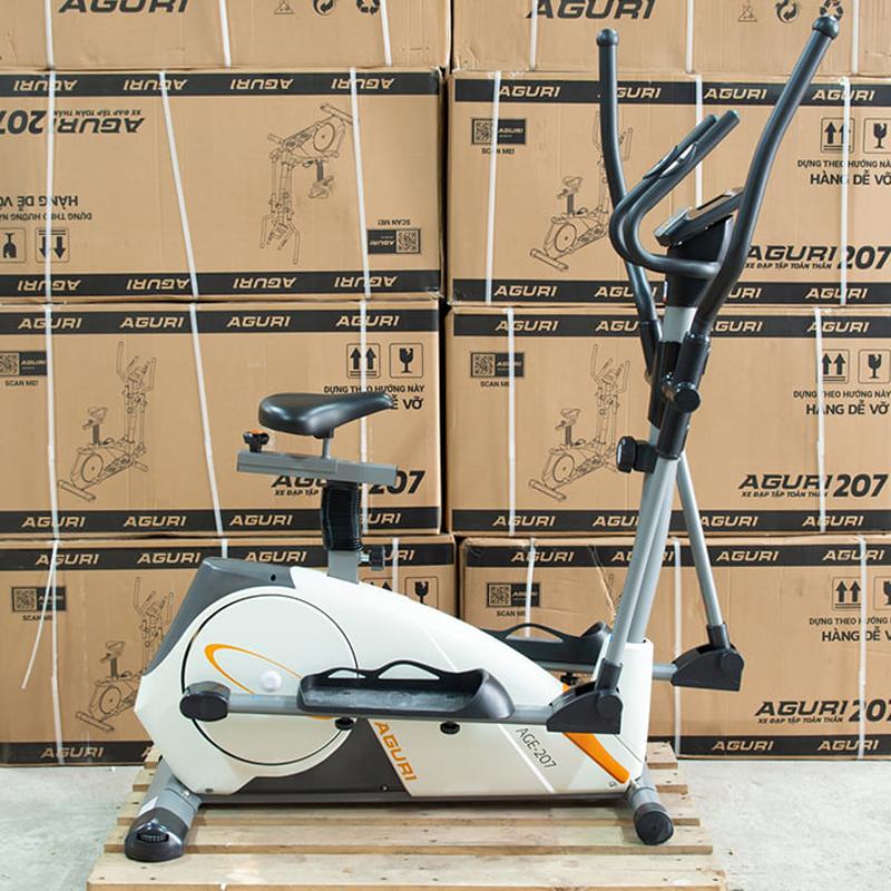 Xe đạp tập toàn thân Aguri AGE-207