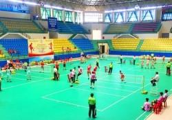 Kích thước sân đá cầu chuẩn thi đấu Quốc Tế & Cách vẽ sân