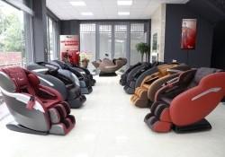 TOP 10 thương hiệu Ghế Massage uy tín, công nghệ Nhật Bản